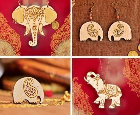 Амулеты и талисманы слон