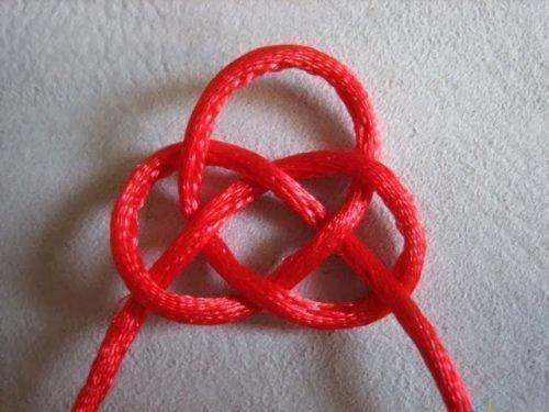 Завязанный узел