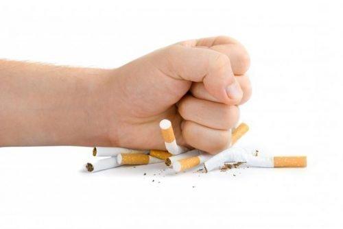 Заговор - отказ от курения