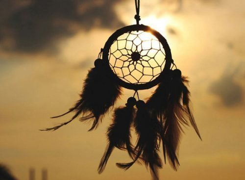 Индийский ловец снов