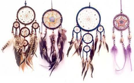 Разновидности ловцов снов