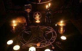 Сильный заговор черной магии — обряд на смерть