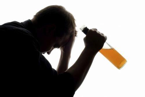 Порча алкоголизм