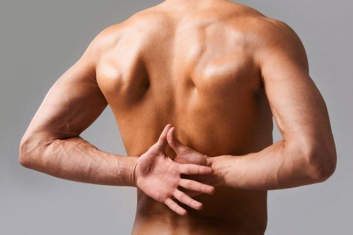Заговор чтобы спина не болела