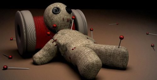 Кукла Вольт