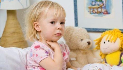 Заговор от кашля для ребенка