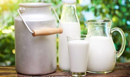 Заговор на молоко