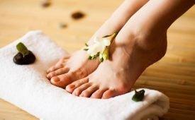 Ритуалы против грибка ногтей