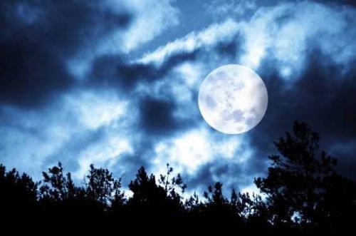 Заговор на полную луну
