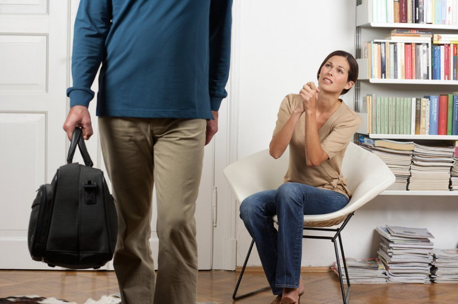 Как снять с мужа приворот бывшей жены