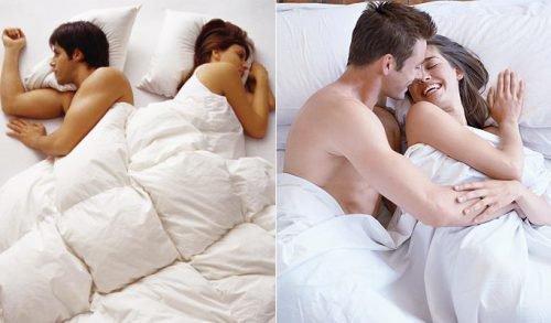 Заговор на сексуальные отношения