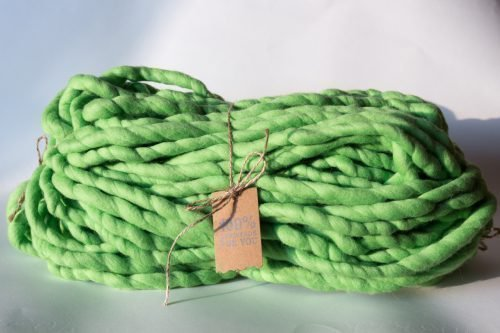 Зеленая нить