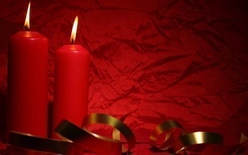 Приворот с фото и свечами