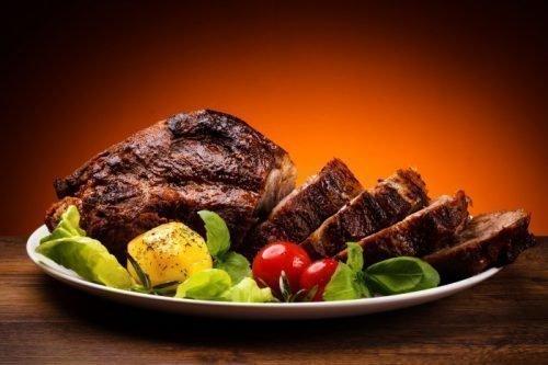 Мясное блюдо для приворота