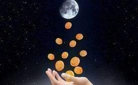 Привлечение удачи и денег в час полнолуния
