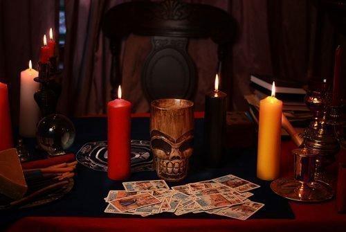 Алтарь для ритуала