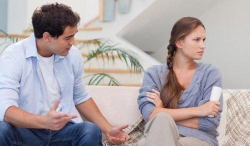 Признаки отворота жены от мужа