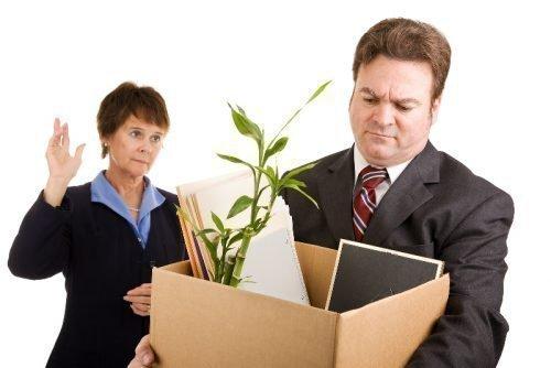 Ритуалы на увольнение с работы