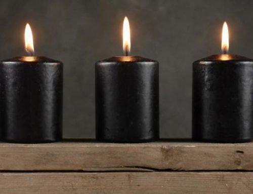 Черные свечи