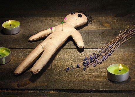 Кукла Вуду самостоятельно