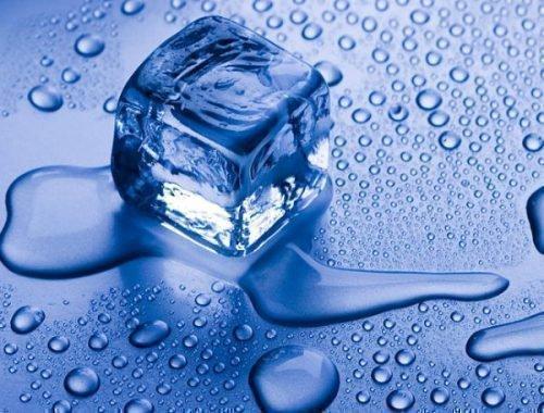 Талая вода от герпеса