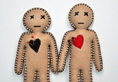 Приворот на куклу вуду последствия
