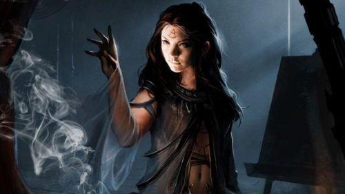 Практика ведьмы