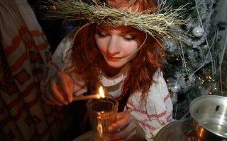 Рождественские гадания и предсказания от черной ведьмы Касталена
