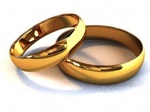 Обручальное кольцо для ритуала