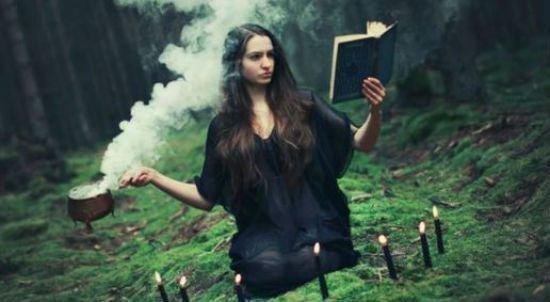 Ведьмин приворот » Страшные истории