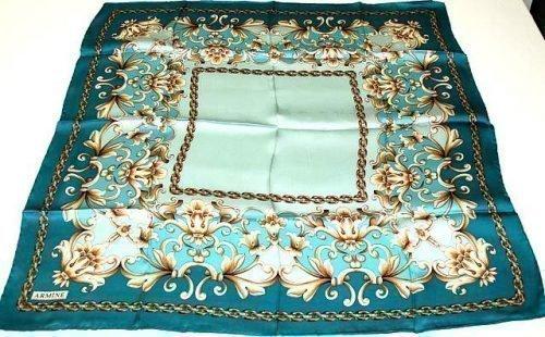 Шелковый платок для ритуала