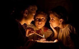Рождественские гадания, обряды и ритуалы