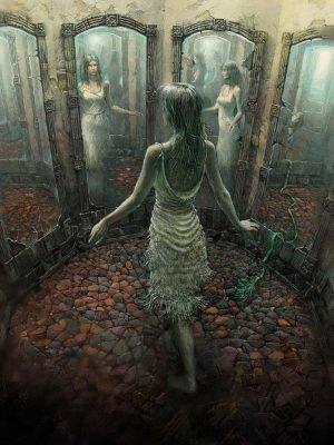 Магия зеркала в другой мир