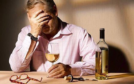 Алкогольная зависисмость