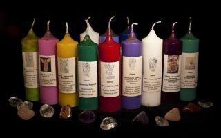 Магические обряды со свечами