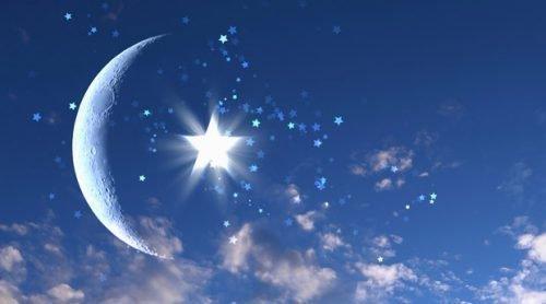 Растущая луна для исполнения желаний