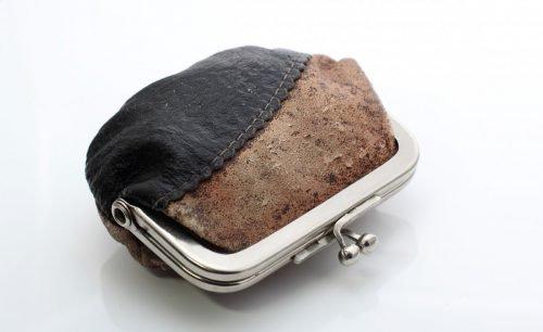 Старый кошелек
