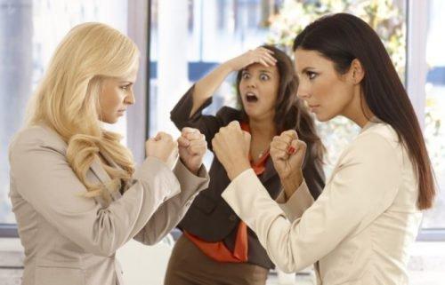 Конфликт с коллегой