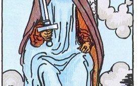 Король Мечей, описание и характеристика карты