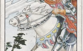 Рыцарь Меча, описание и характеристика карты