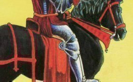 Рыцарь Пентаклей, описание и характеристика карты