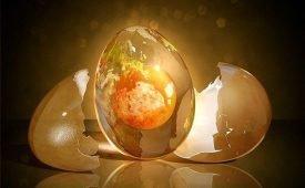 Методика гадания с яйцом и чистой водой
