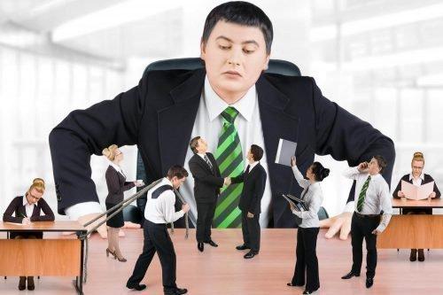 Трудные взаимоотношения с начальством