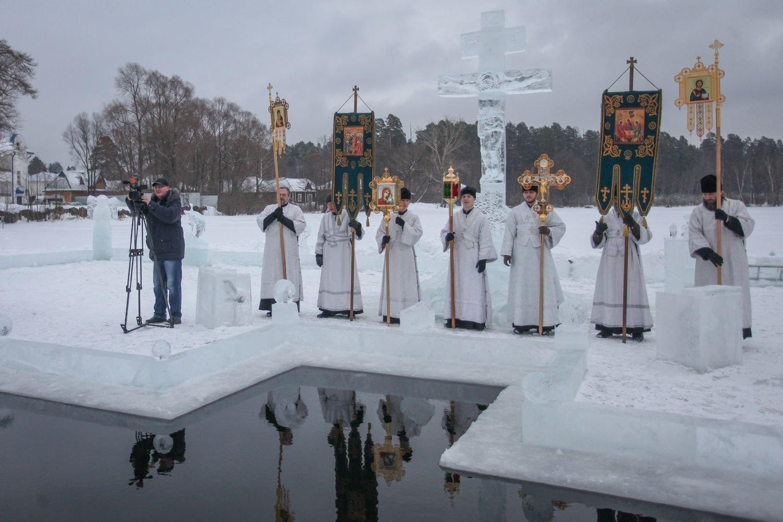 Гадание на Крещенские празднования