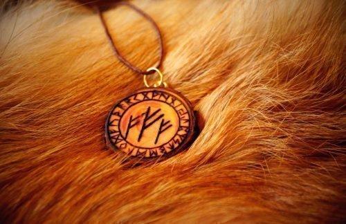 Рунический символ «Феху»