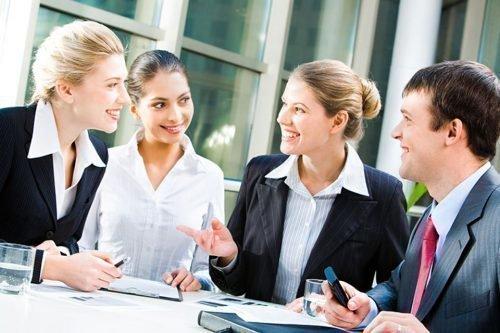 Успешные деловые переговоры