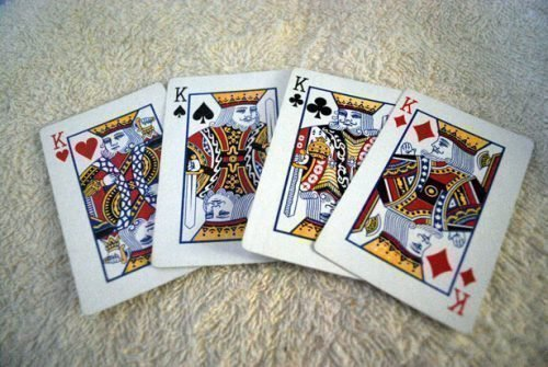 4 короля