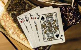 Как гадать на картах в раскладе на 4 короля