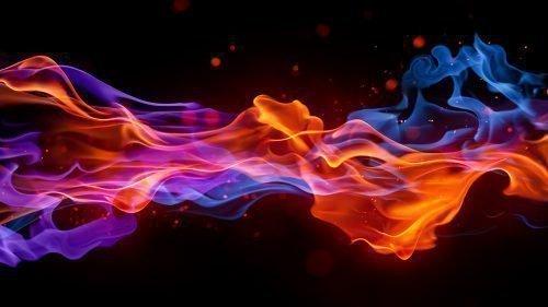 Как активировать руны, рунический став, формулу через огонь