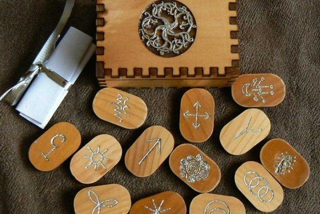 Что символизируют и означают ангельские руны?